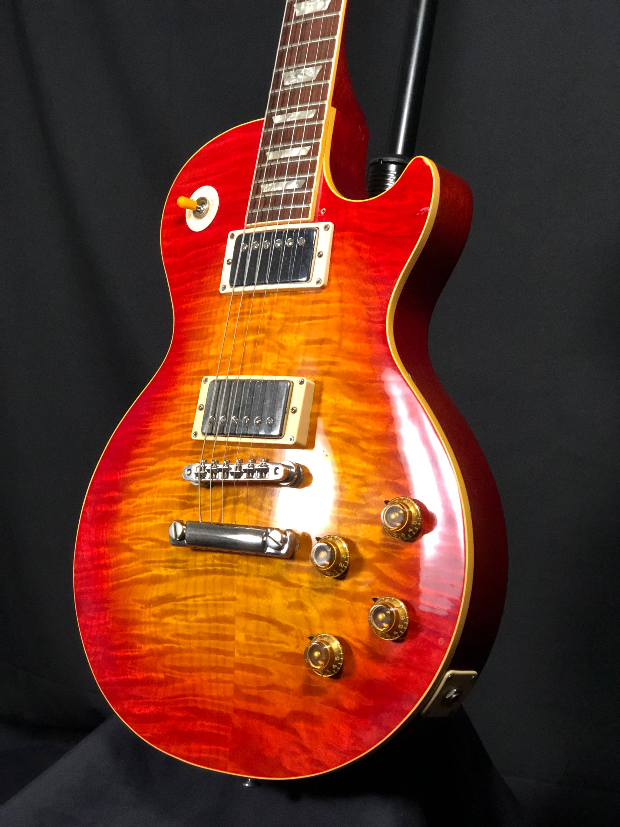 "**** SOLD ****Gibson ""Jimmy Wallace Model"" Les Paul - First Run"