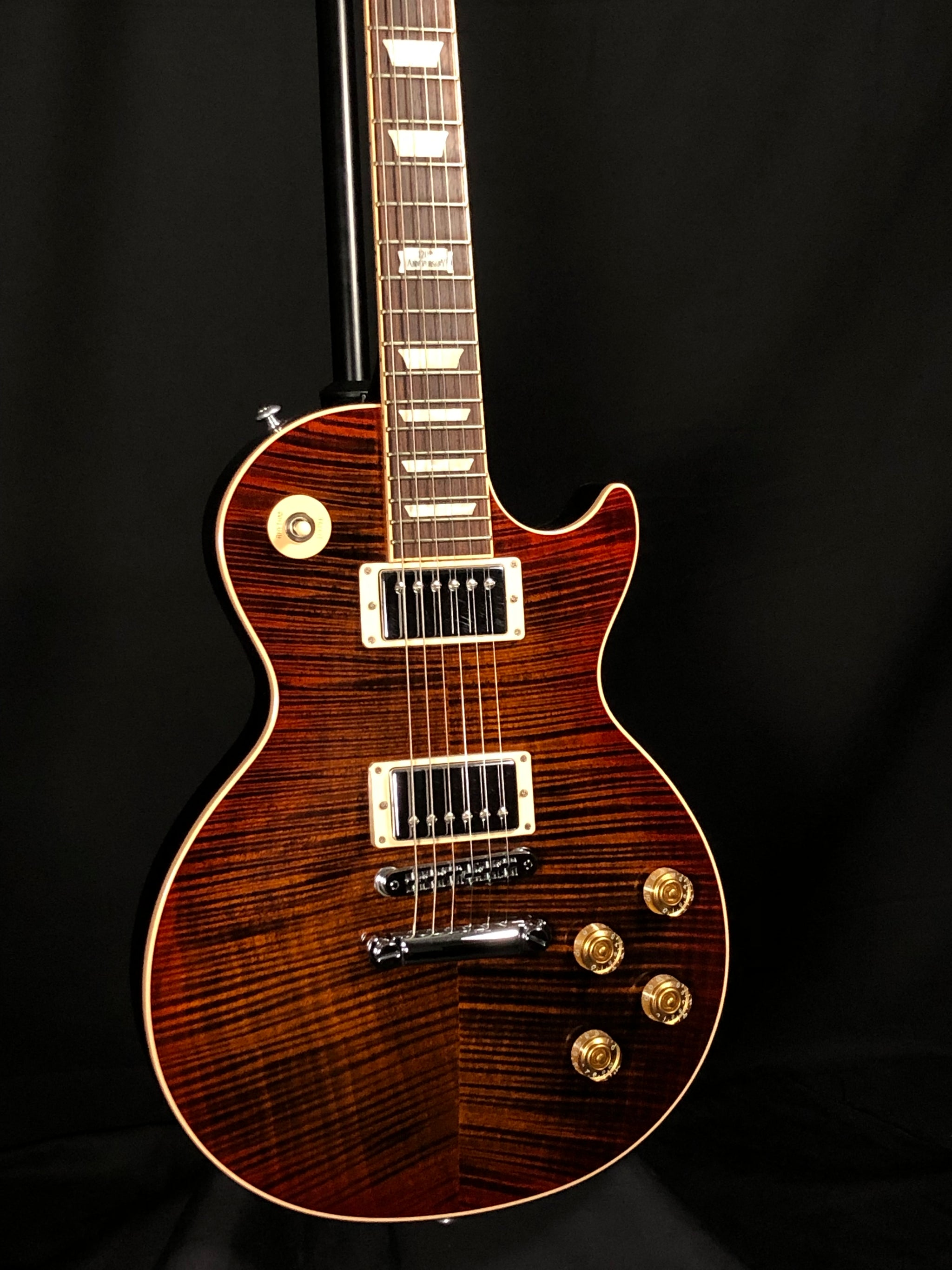 2015 Gibson Les Paul Book-Matched Flame Top!