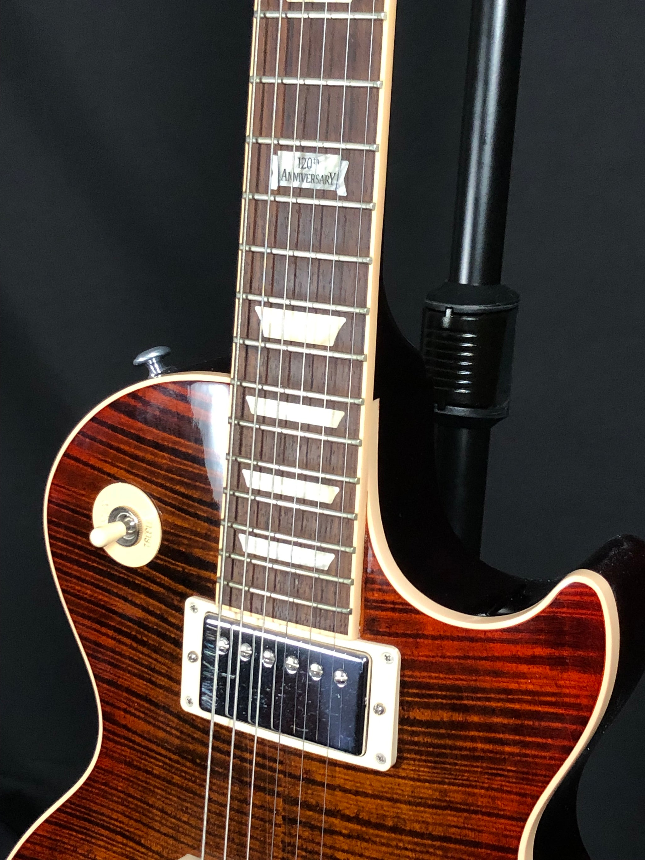 **** SOLD **** 2014 Gibson Les Paul Book-Matched Flame Top!