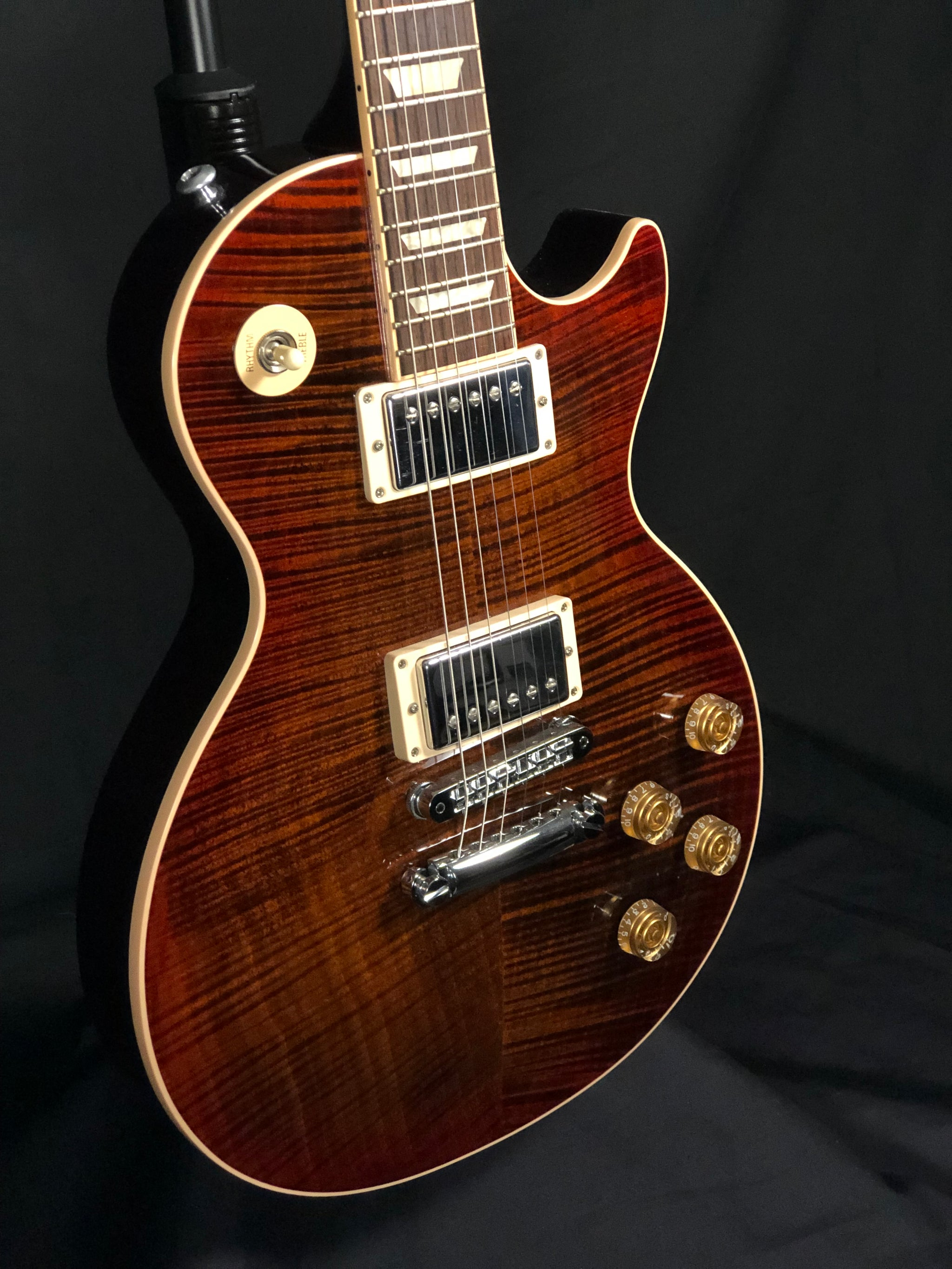 2014 Gibson Les Paul Book-Matched Flame Top!