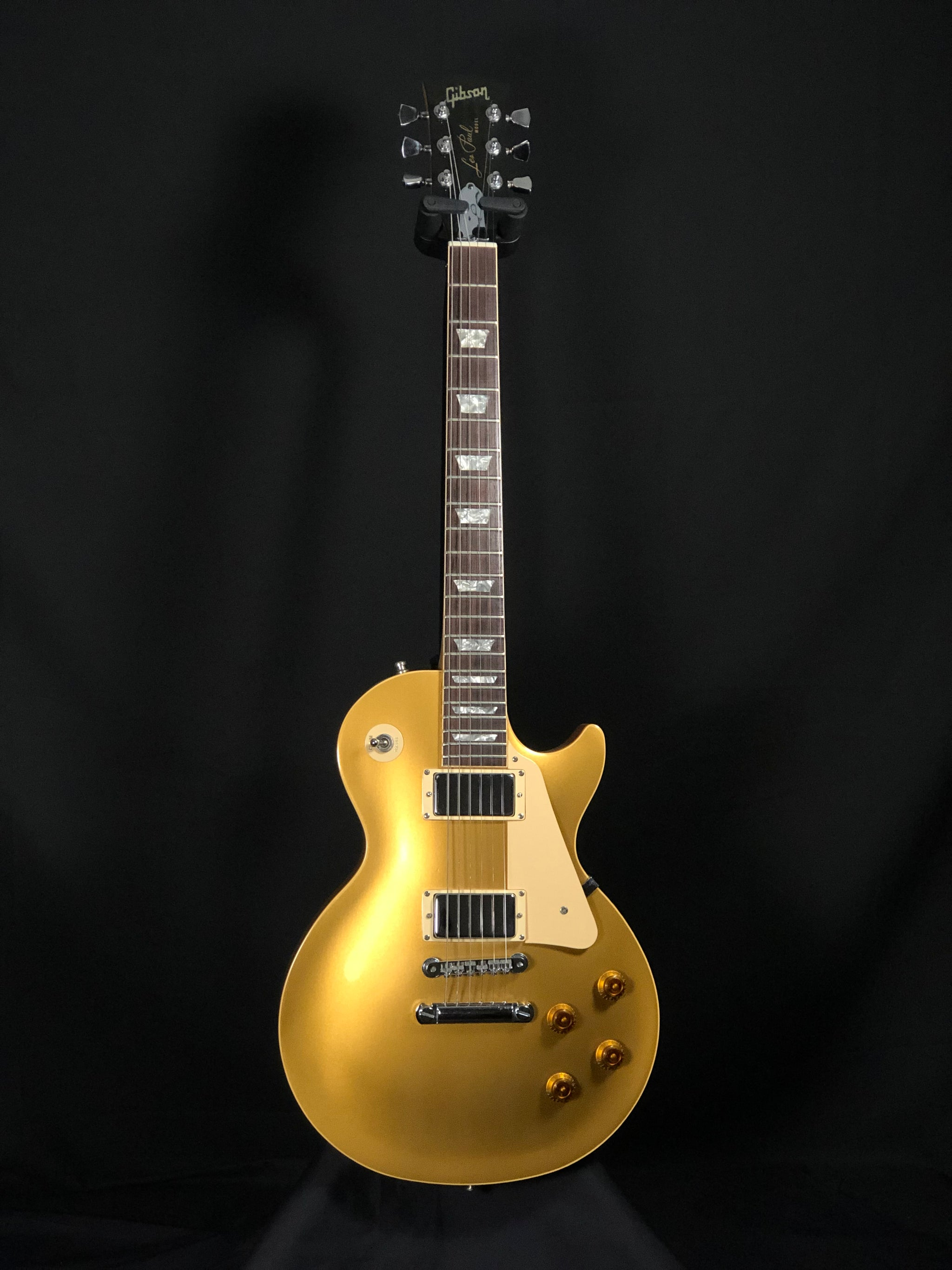 1982 Gibson Gold Top - Custom Pickups