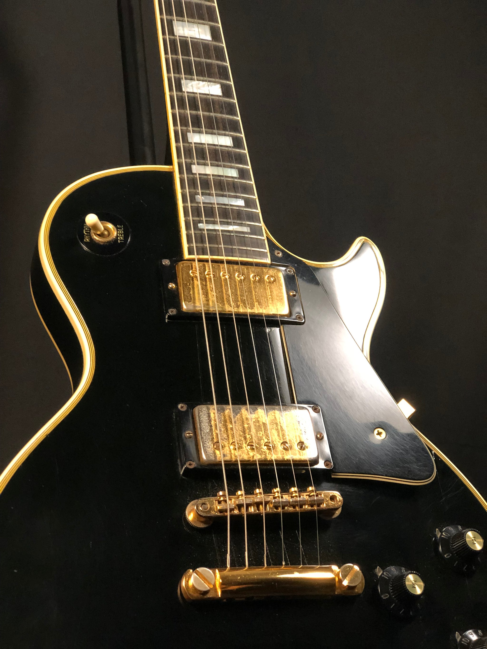 *** SOLD *** 1971 Gibson Les Paul Custom