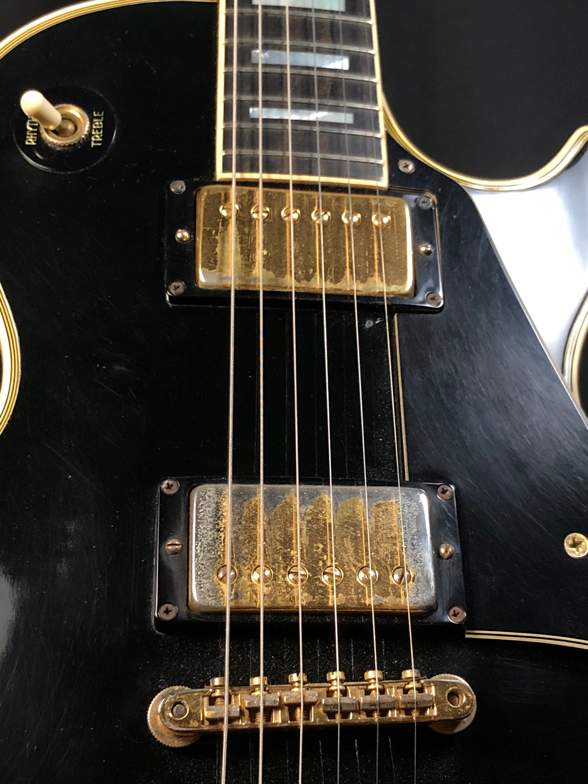 1971 Gibson Les Paul Custom