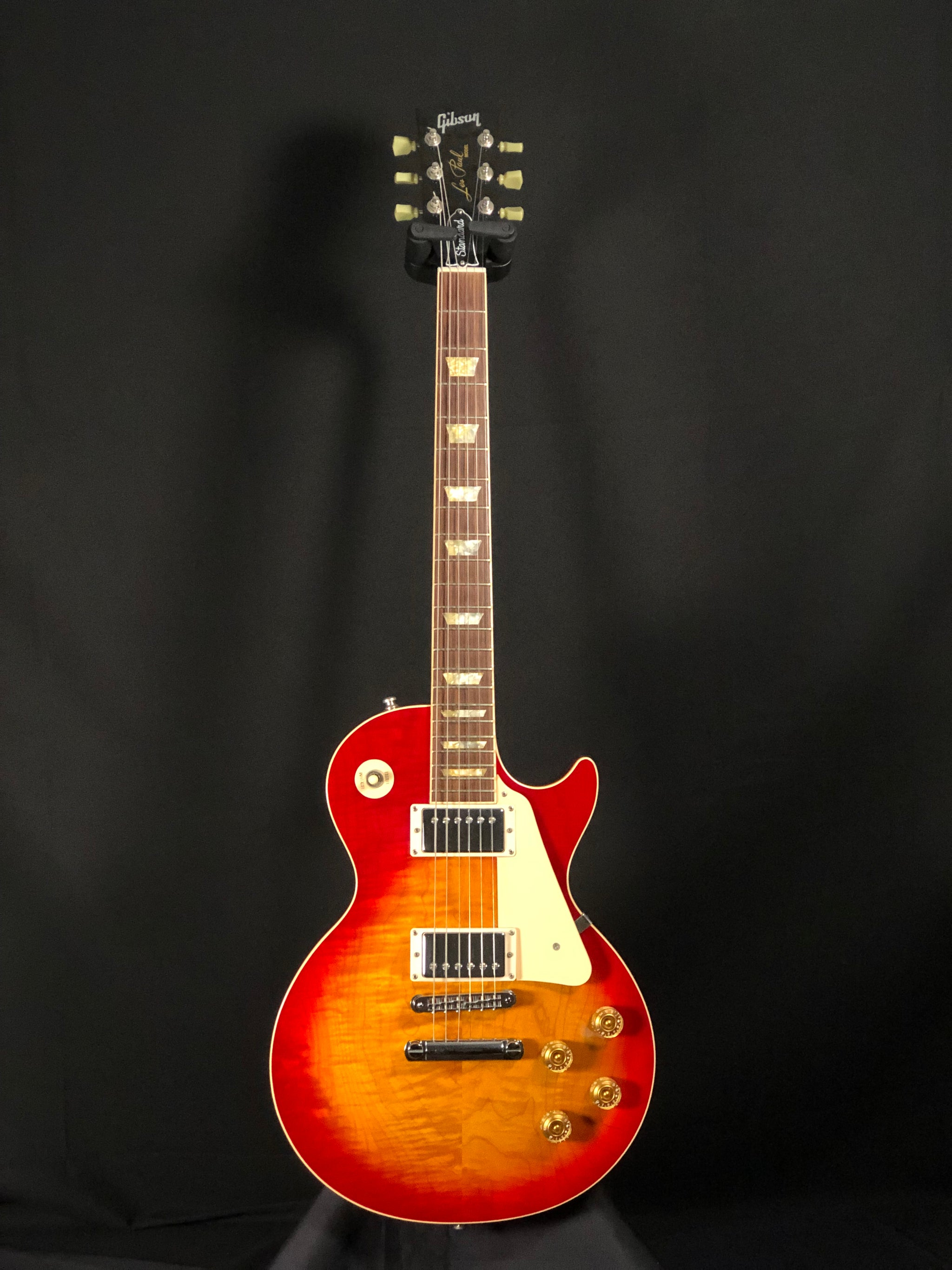 1993 Gibson Les Paul Standard - Cherry Sunburst