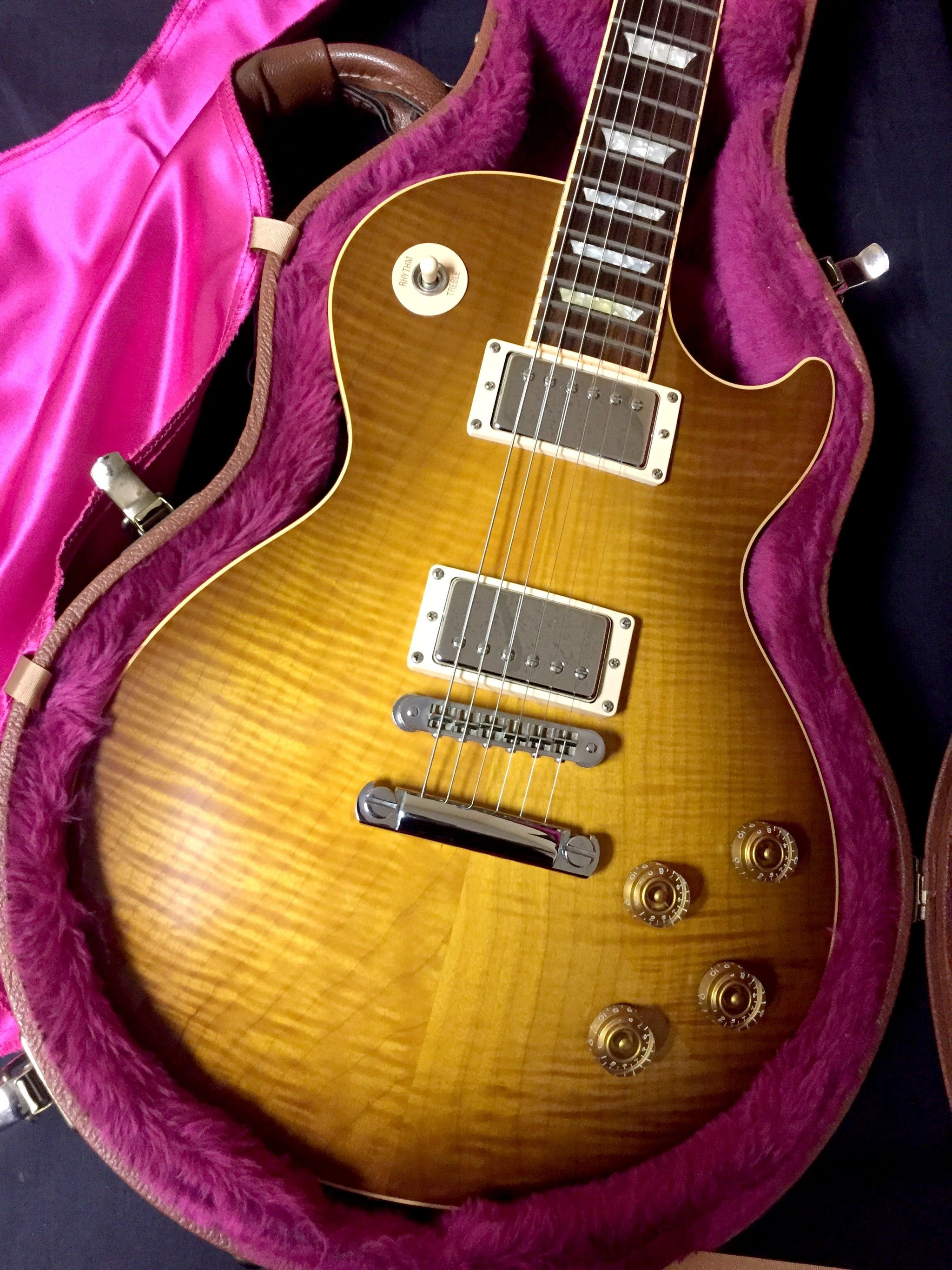 "Gibson Les Paul Std ""Iced Tea"" Finish ****SOLD****"