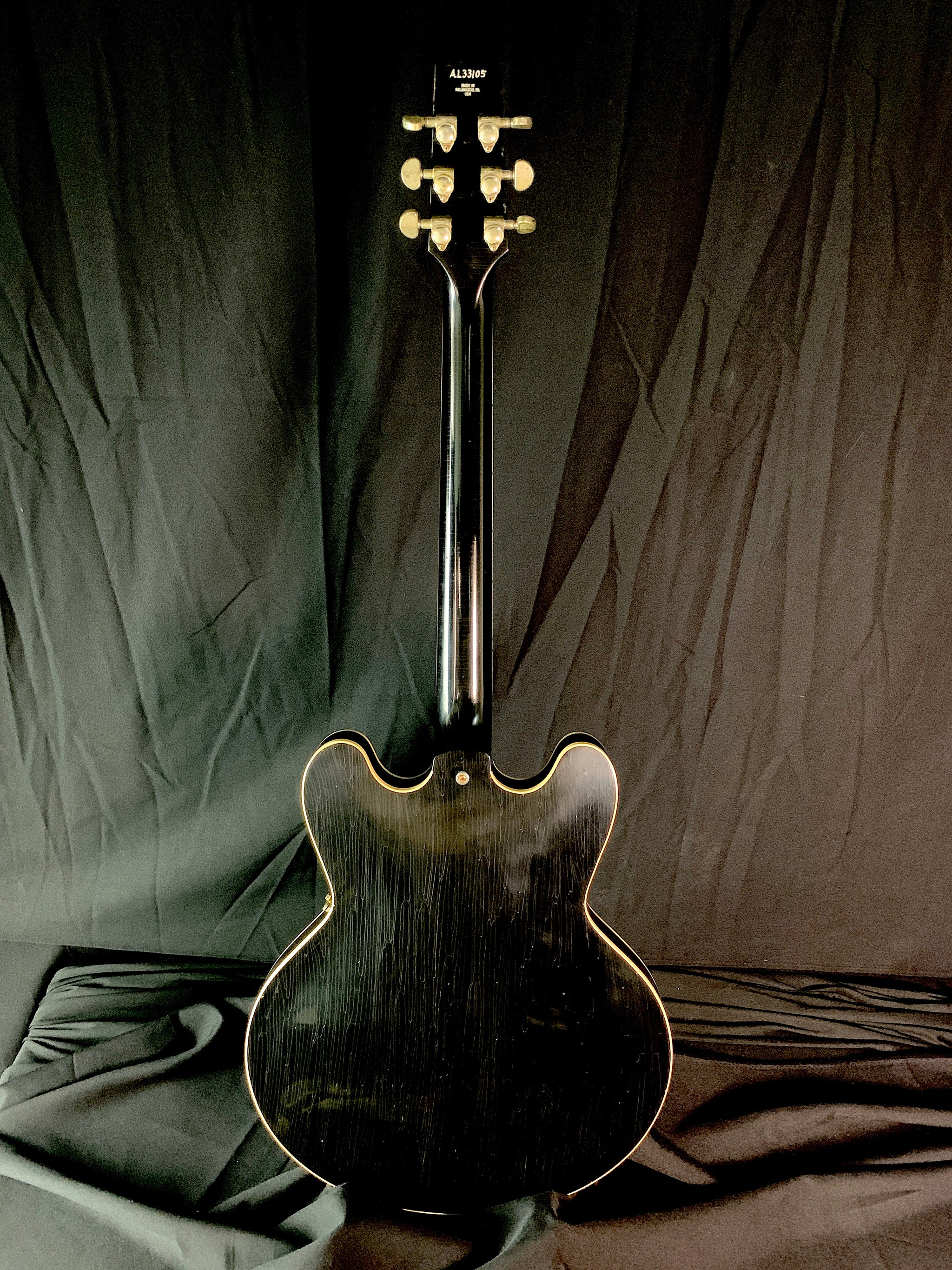 2021 H535 Artisan Aged Collection Ebony Finish