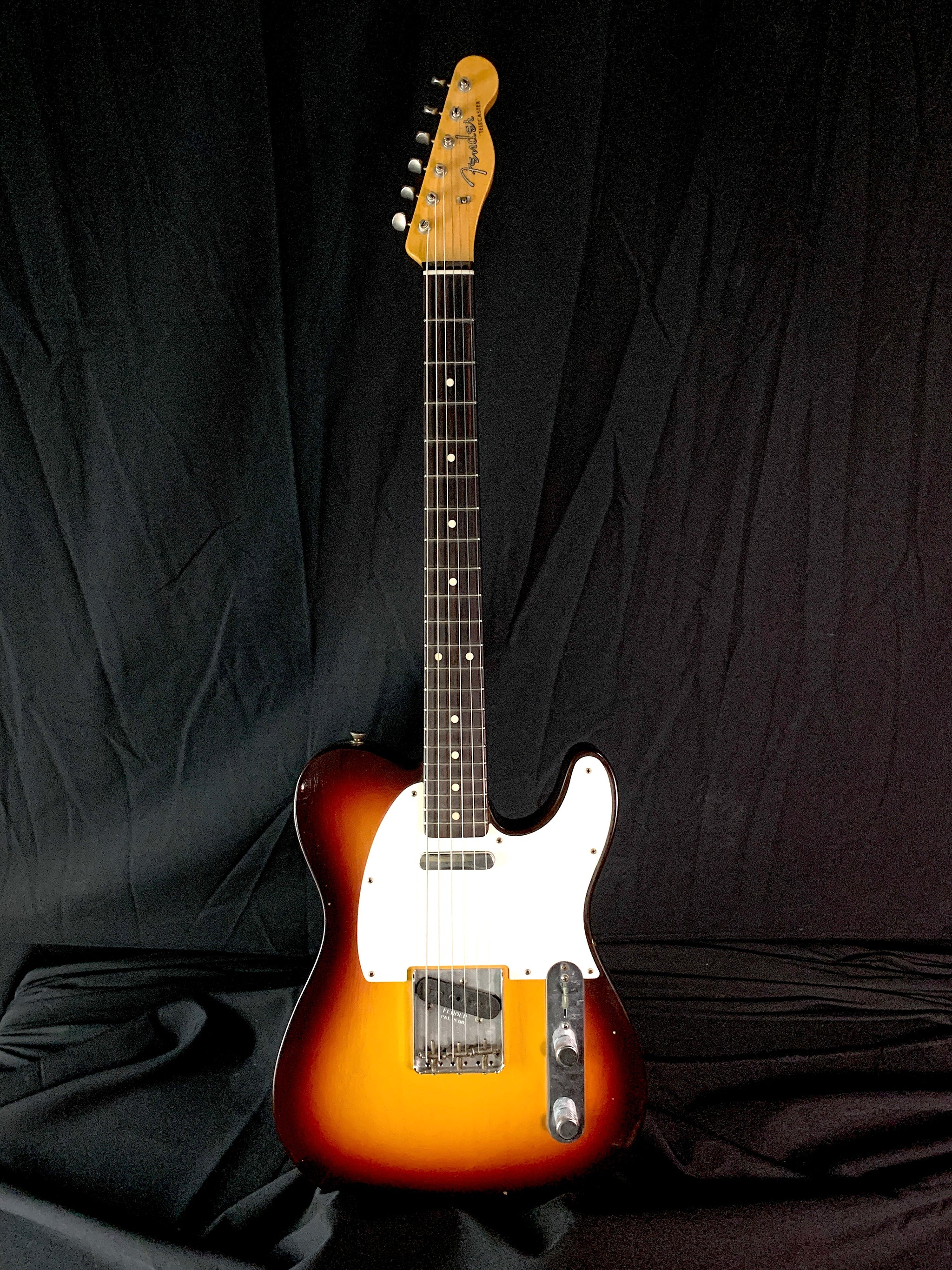 **** SOLD **** Fender Custom Shop '59 Journeyman Telecaster