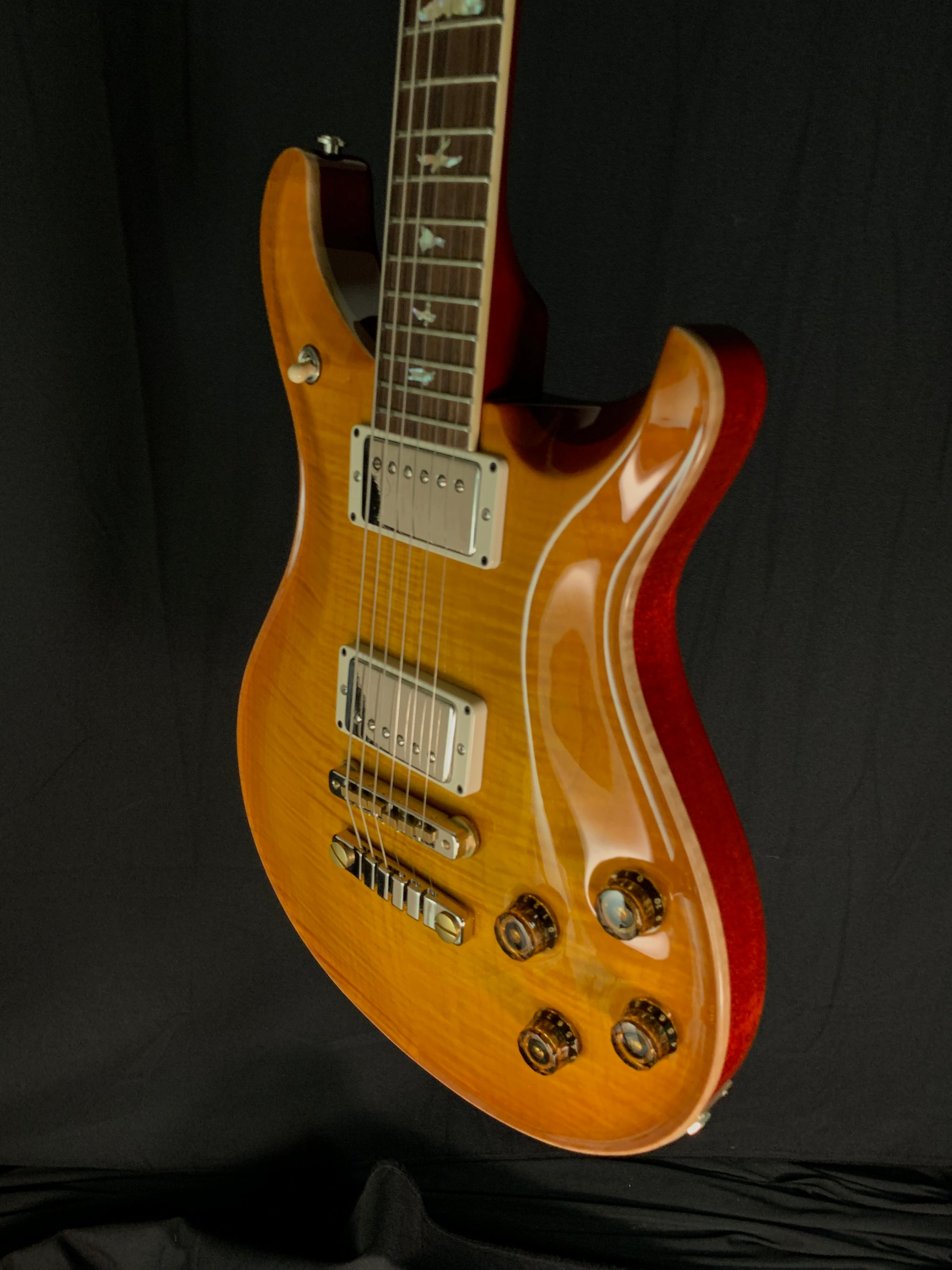 PRS 594 Amber Flame