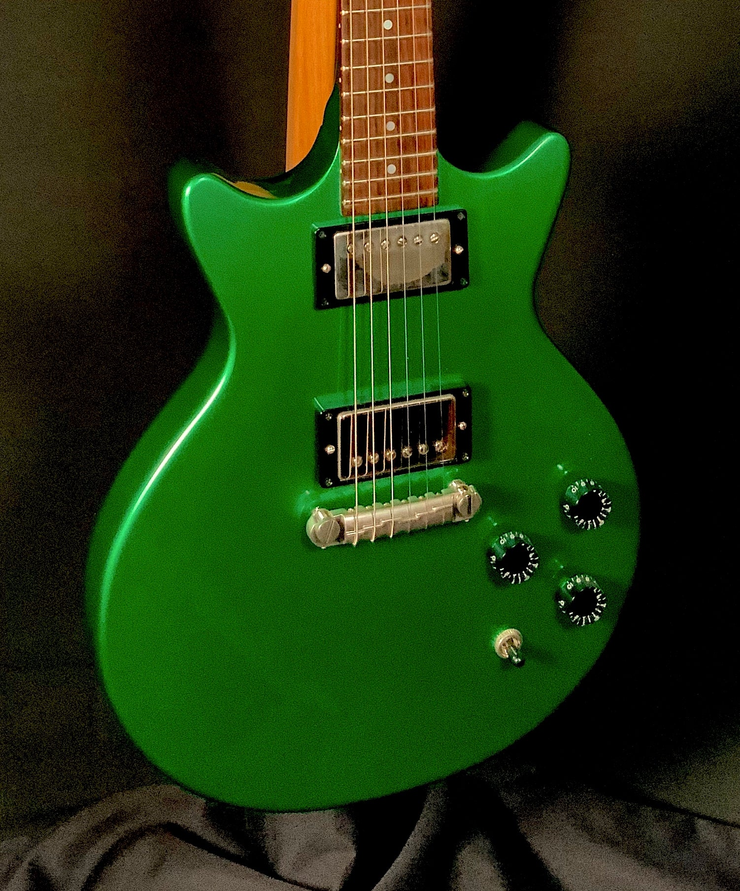 H137 Limited Run Metallic Green