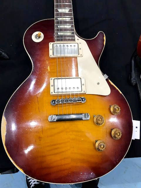 Gibson R9 Custom Shop Aged Finish ****SOLD****