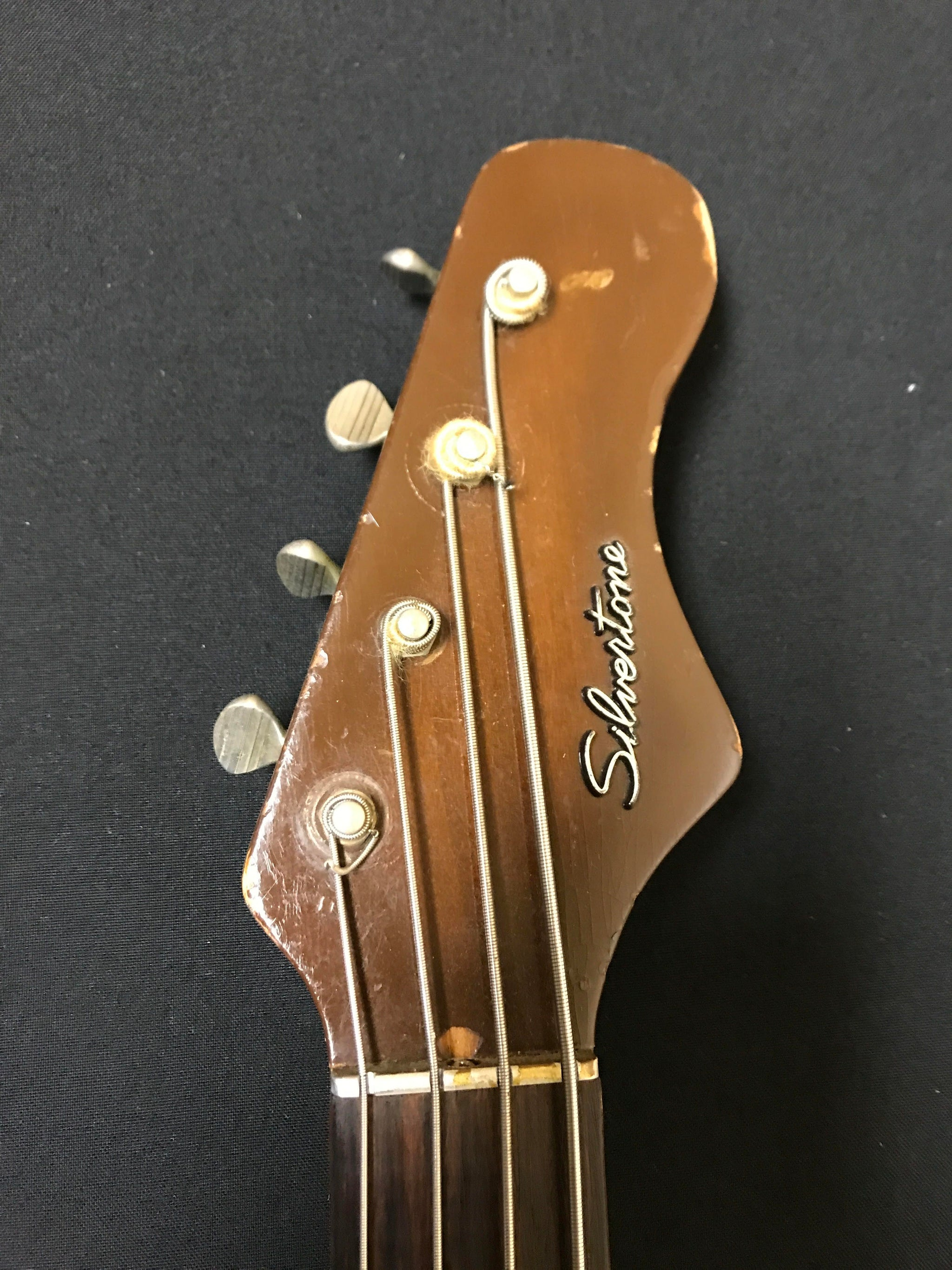 Silvertone Bass  ****SOLD****