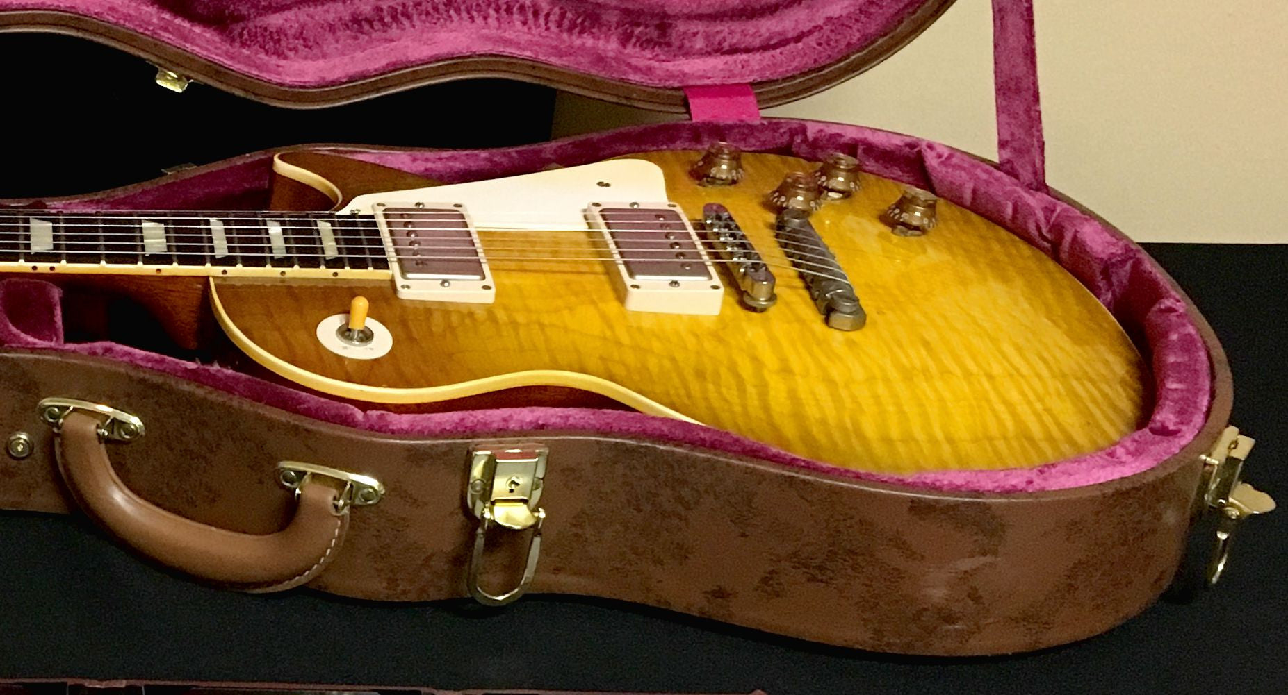 "Gibson Collector's Choice ""Spoonful Burst"" Les Paul ****SOLD****"