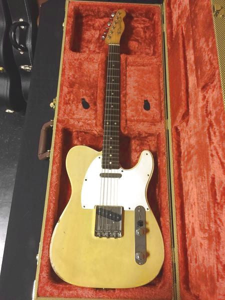 Fender 1961 Telecaster Butterscotch ****SOLD****