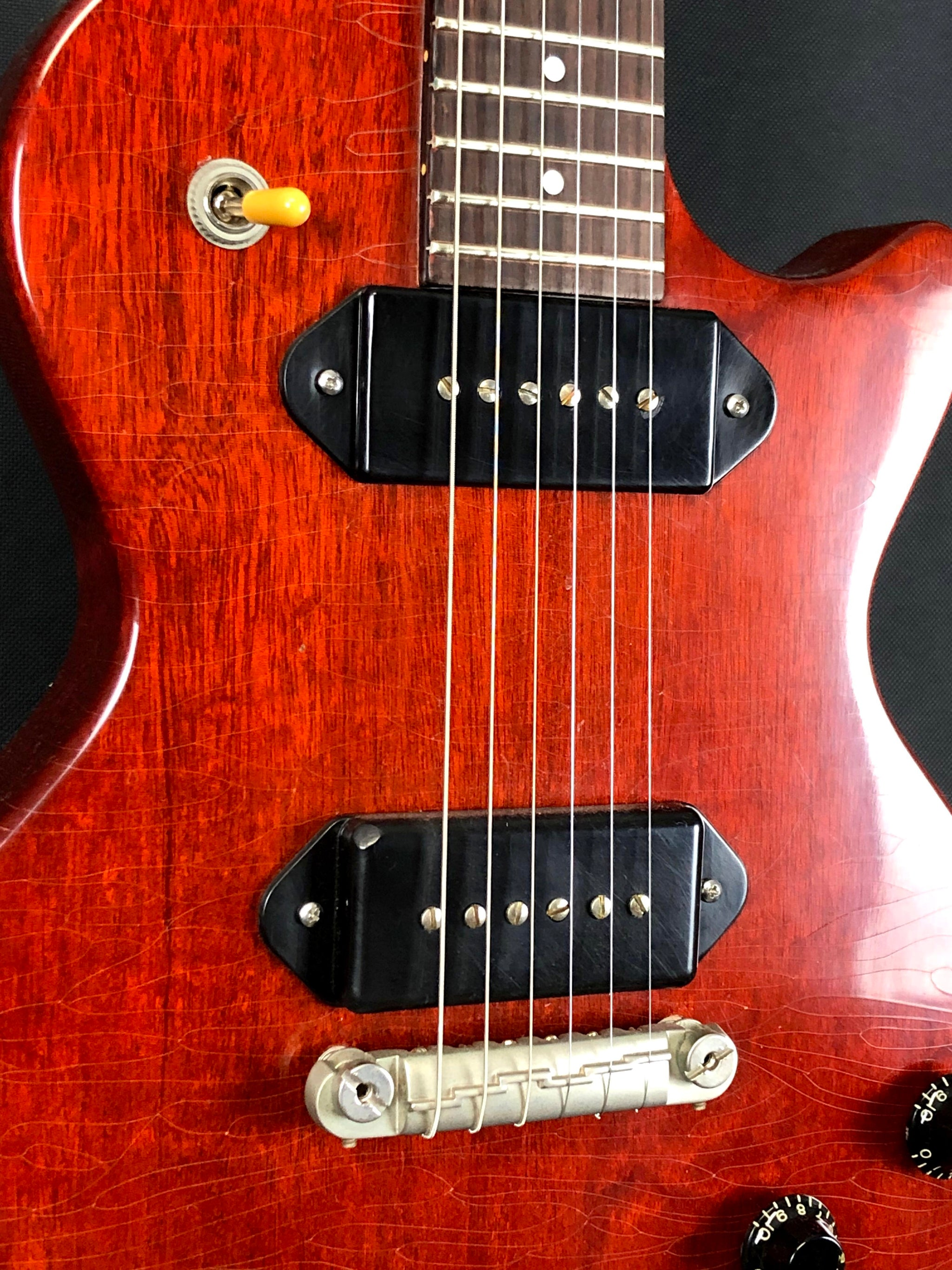 Heritage Custom Shop H 137 with Aged Finush