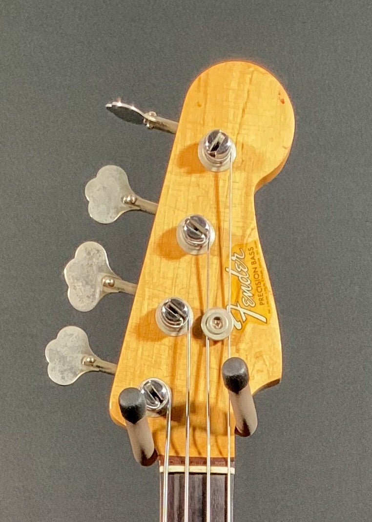 ****SOLD**** 1966 Fender Precision Bass