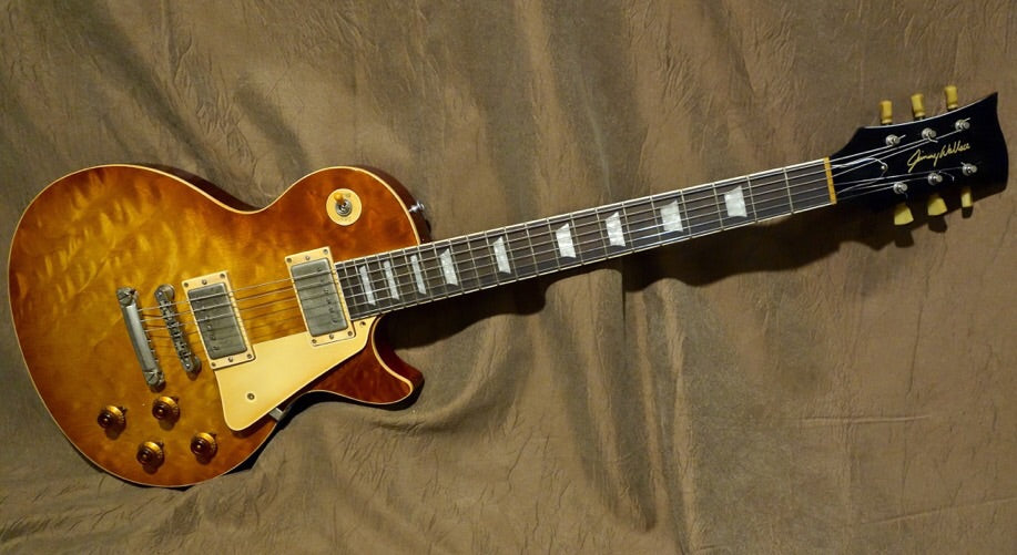 Jimmy Wallace Quilt top - Cherry Sunburst