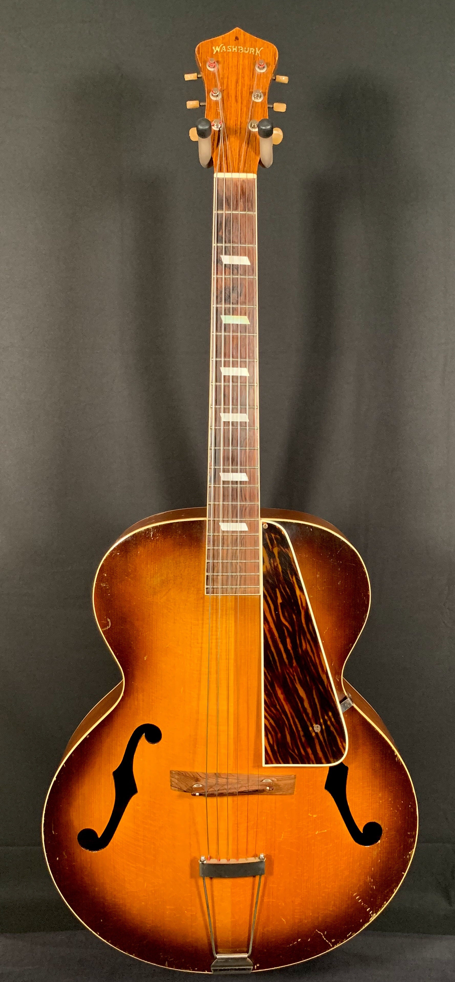 "**** SOLD **** Washburn Made by Gibson model 5243 ""Aristocrat"""