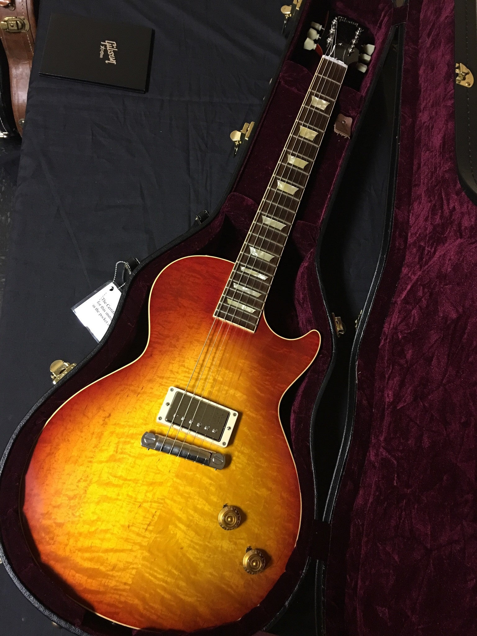 Gibson Les Paul R8 Single Pickup ****SOLD****