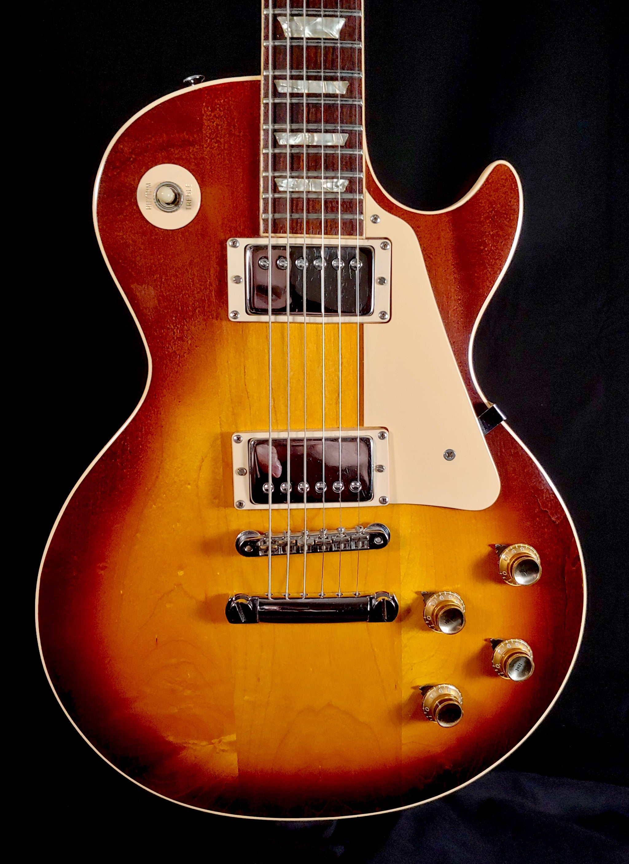 1974 Gibson Les Paul Standard Factory Installed Humbuckings