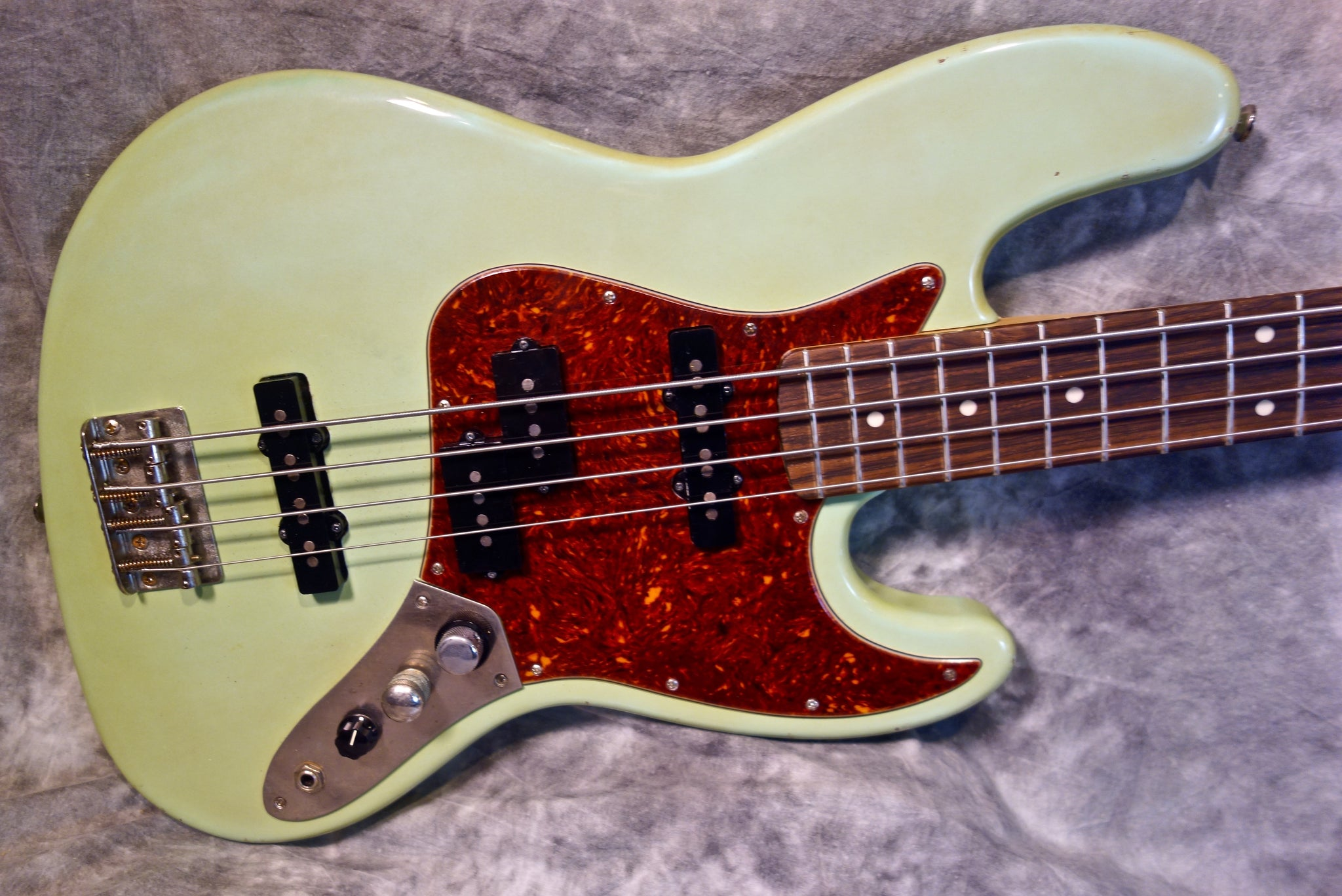 Jimmy Wallace JP 3 Bass
