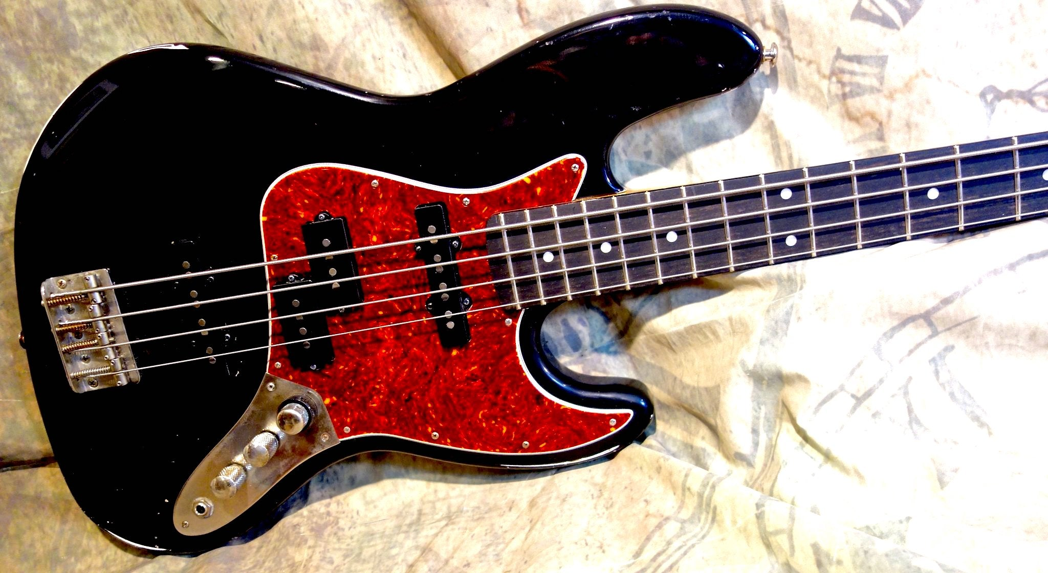 Jimmy Wallace JP3 Bass