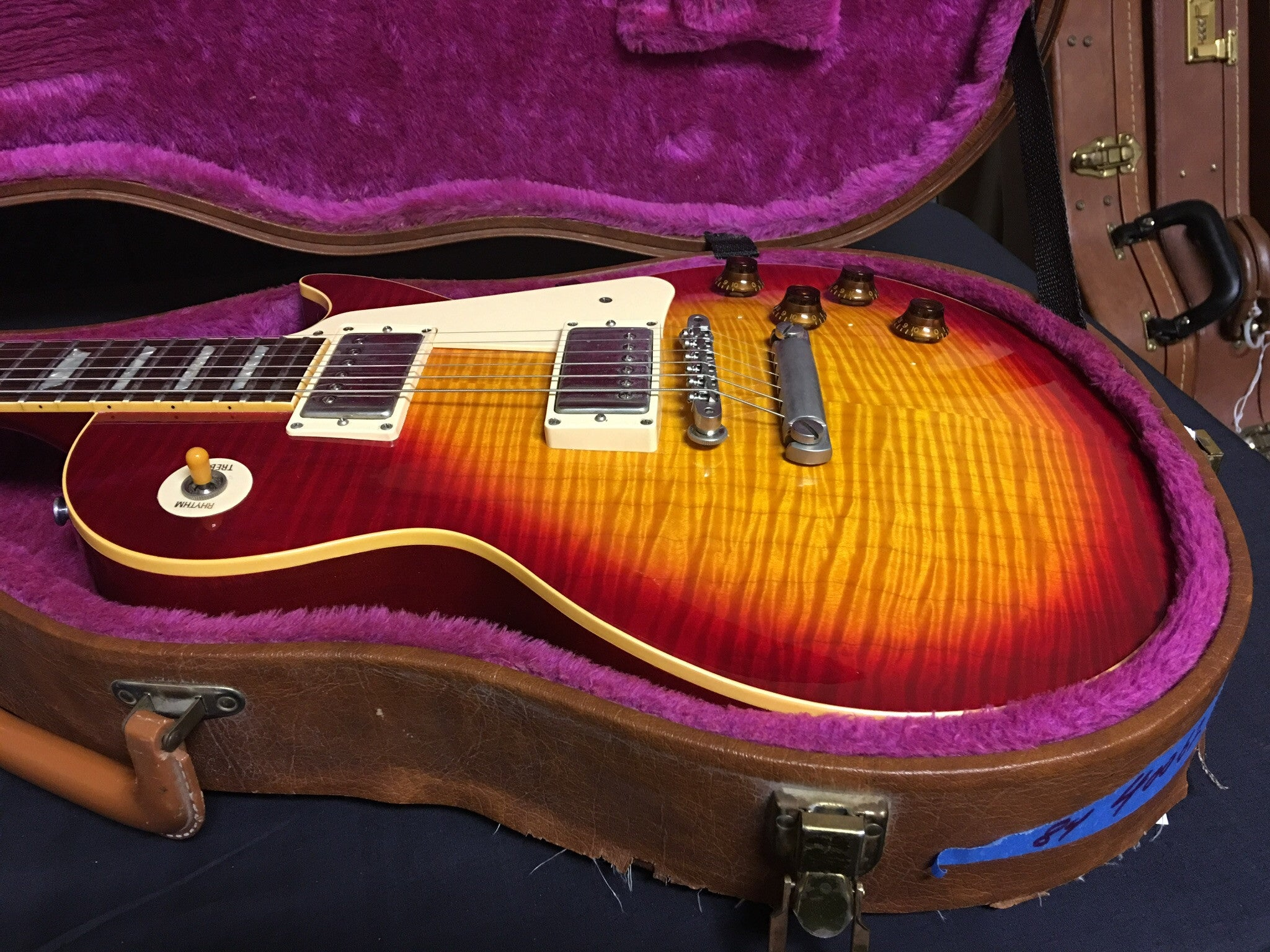 1984 Les Paul Reissue Cherry Sunburst # 40062 ****SOLD****