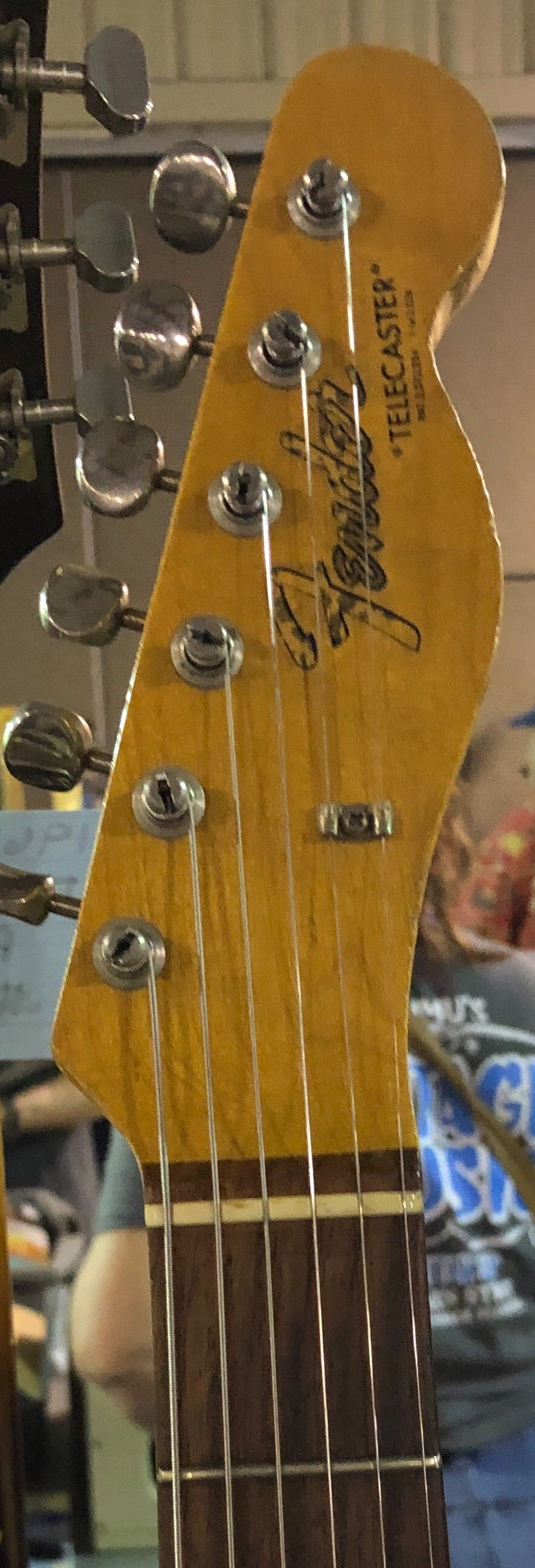 Just In!! 1966 Fender Telecaster