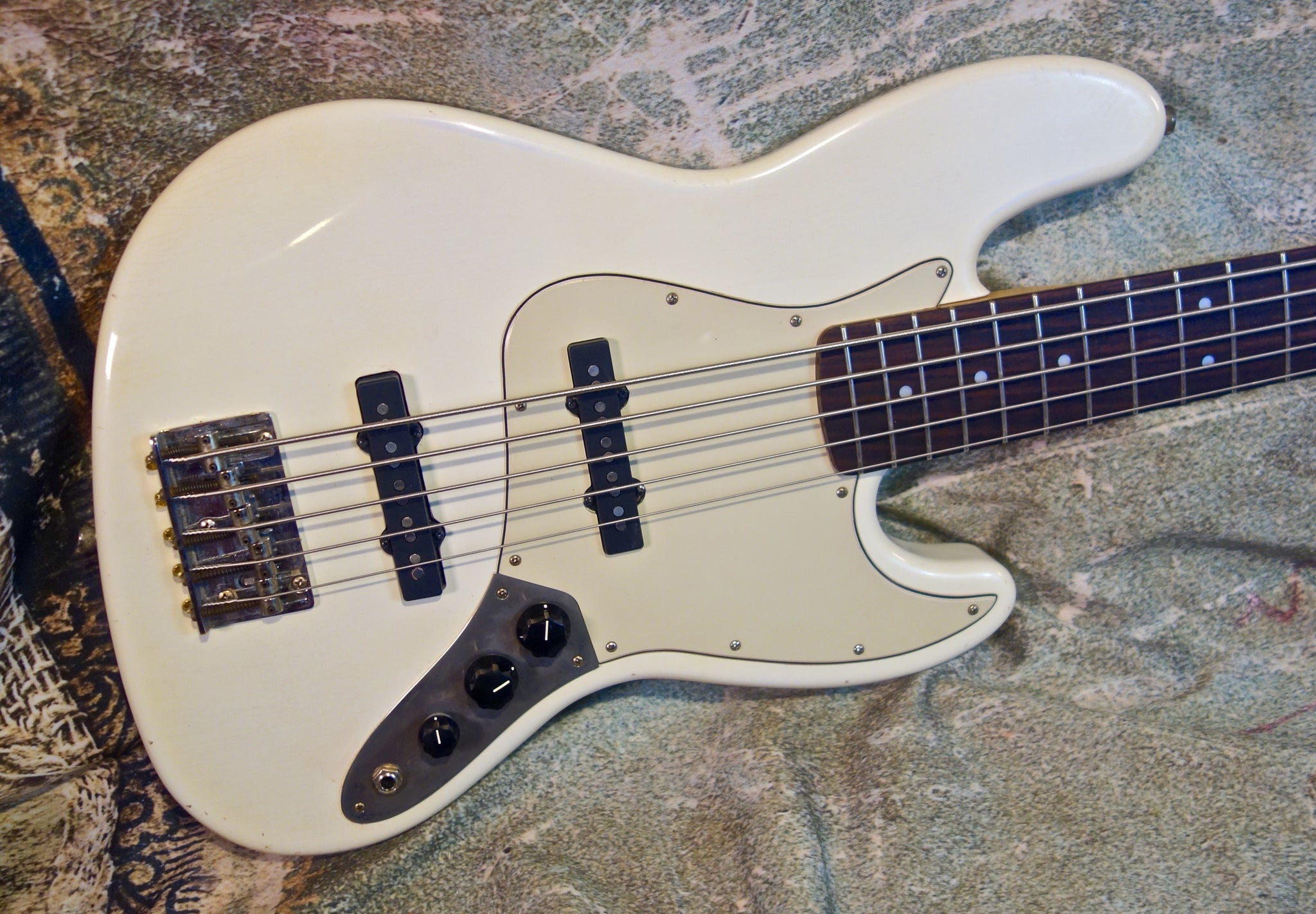 Jimmy Wallace J5 Bass