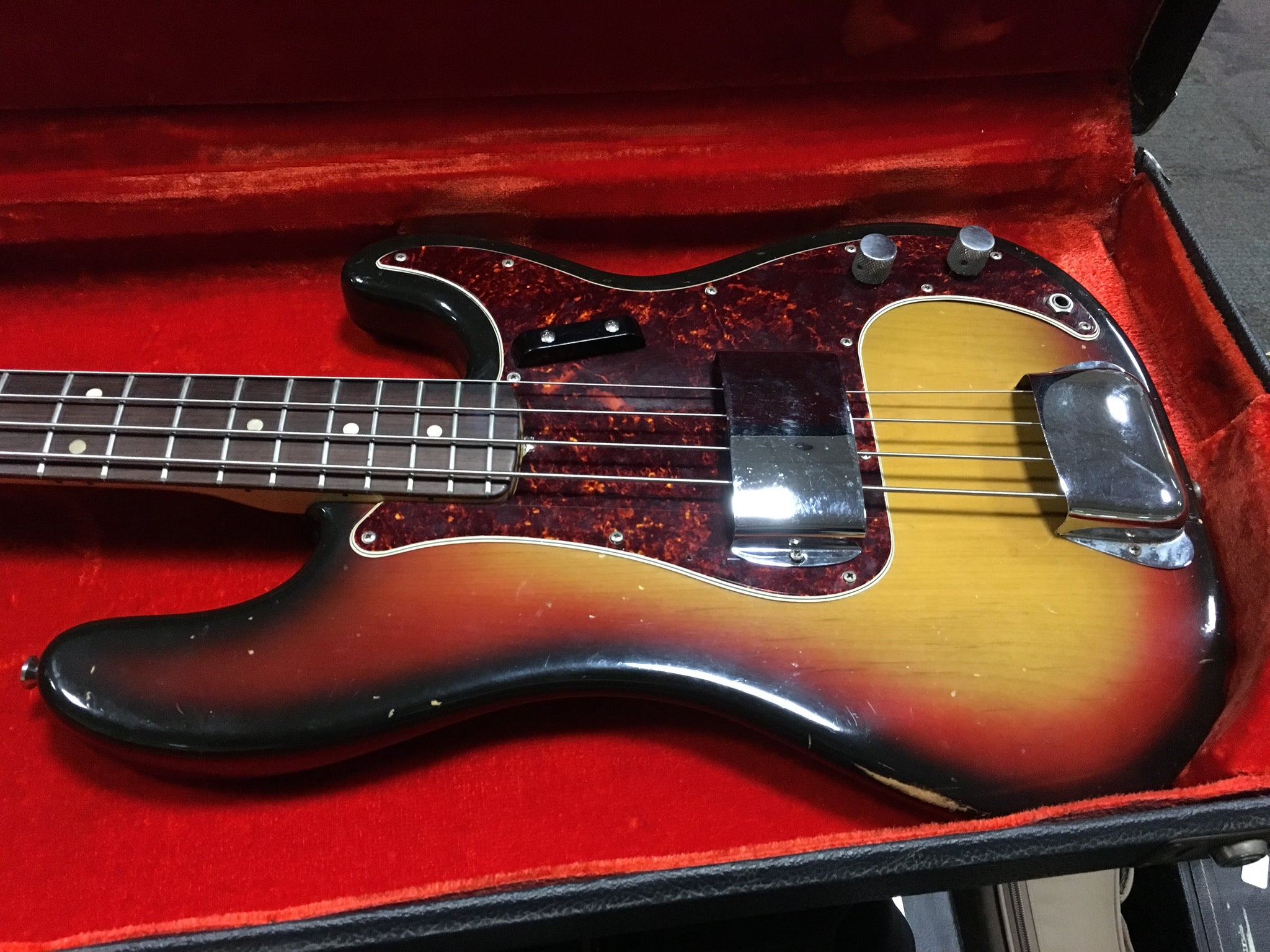 ****SOLD**** 1971 Fender Precision Bass