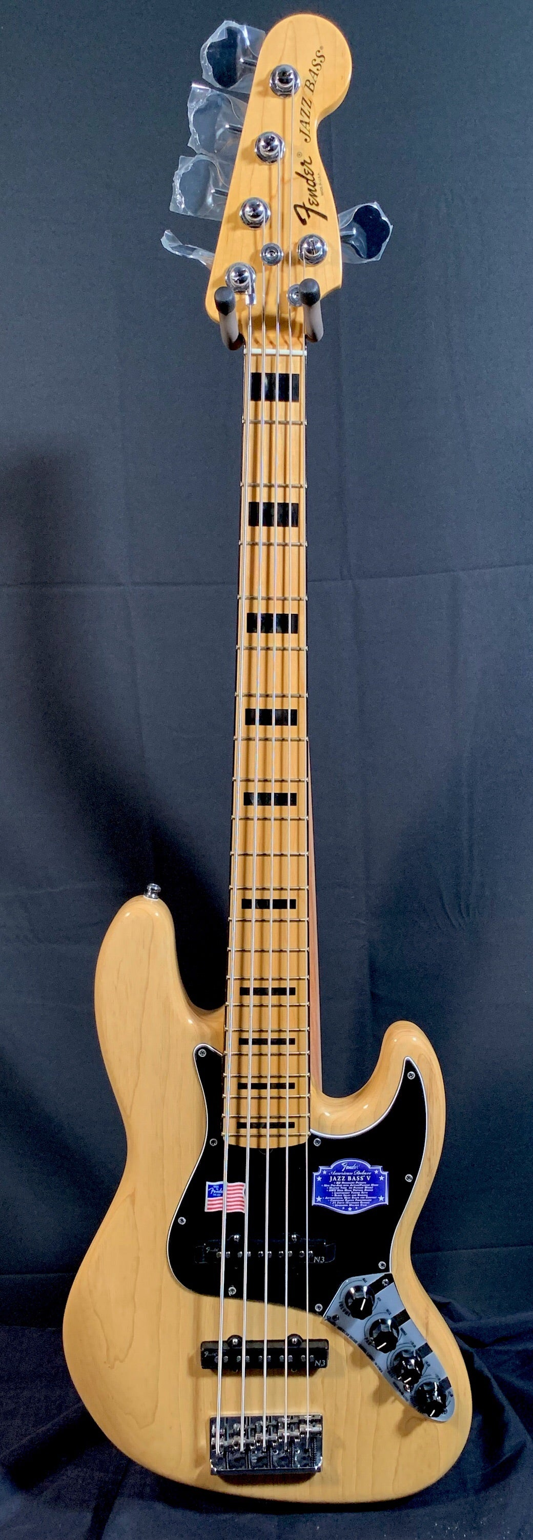 Fender Jazz Bass V - 5-String