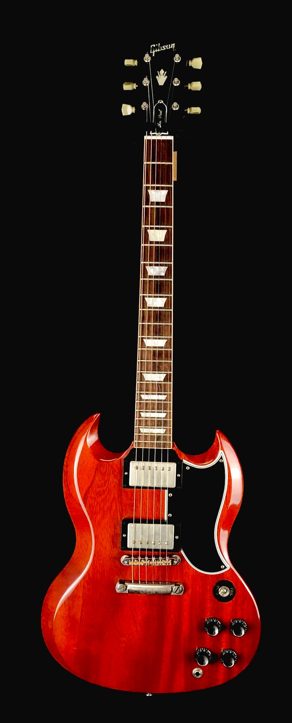 ****SOLD**** Gibson Historic SG