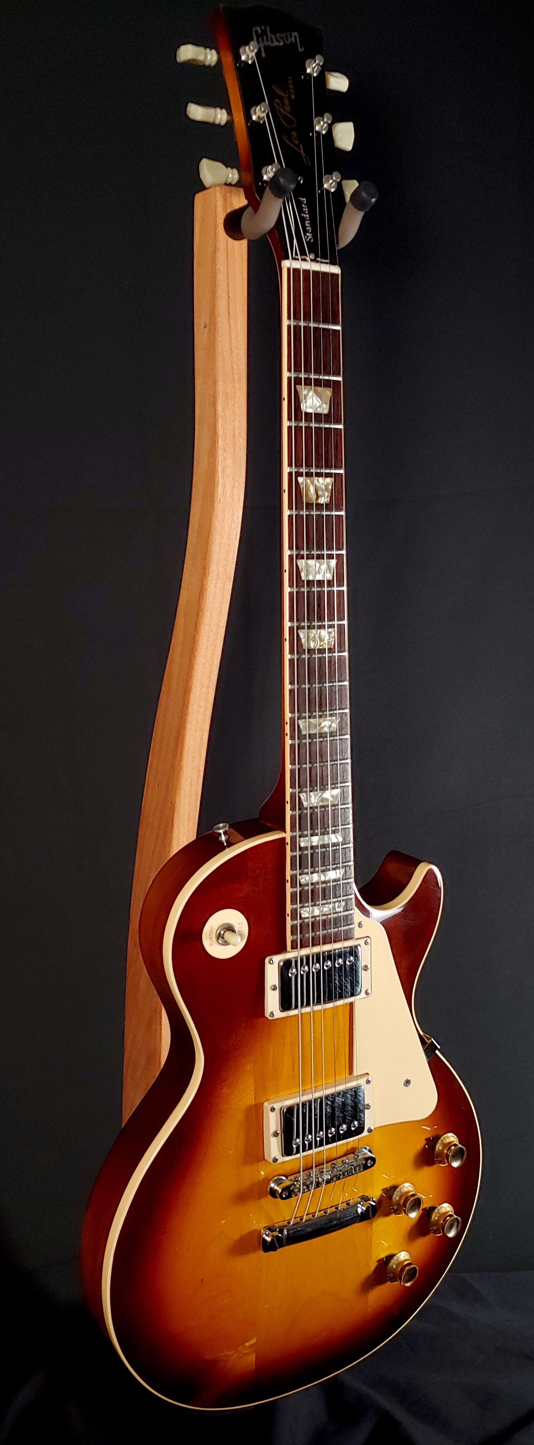 *****SOLD**** 1974 Gibson LesPaul Standard Factory Installed Humbuckings