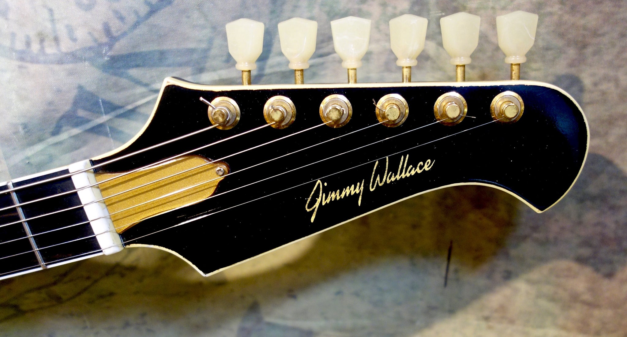 Jimmy Wallace TL - Paladin Black