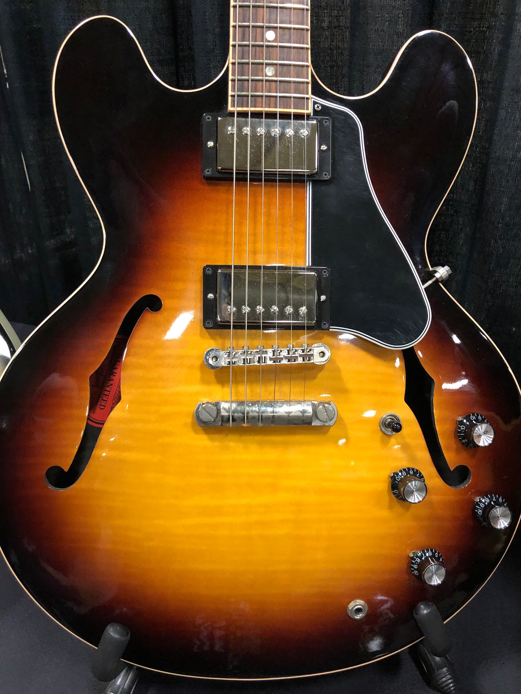 SOLD Gibson ES 335 Sunburst