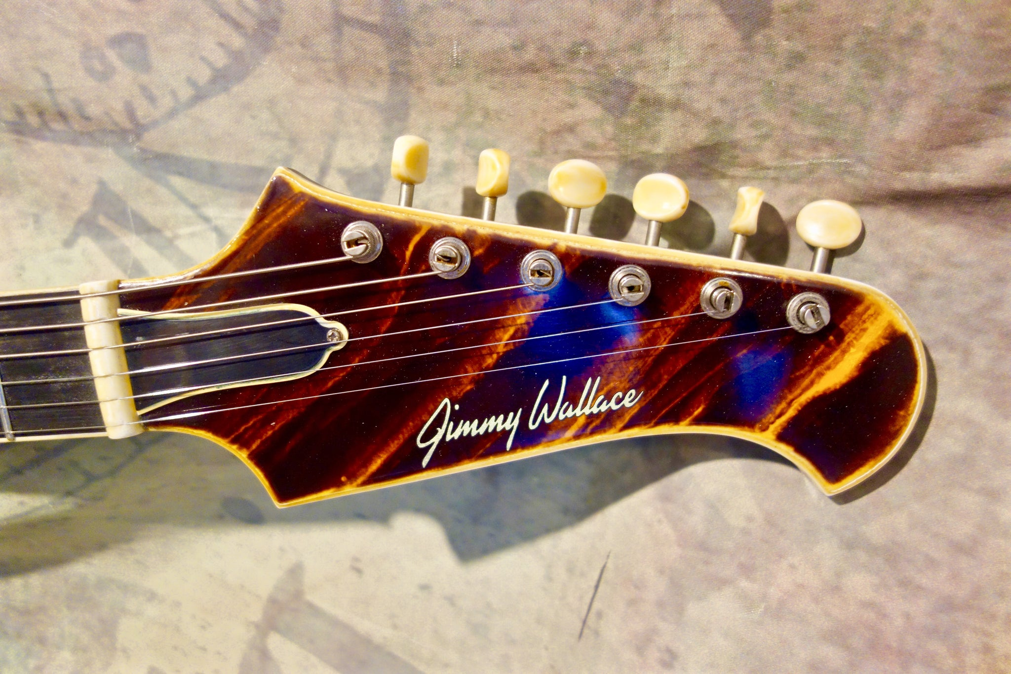 "Jimmy Wallace ""Paladin"" MT - SOLD - Order!"
