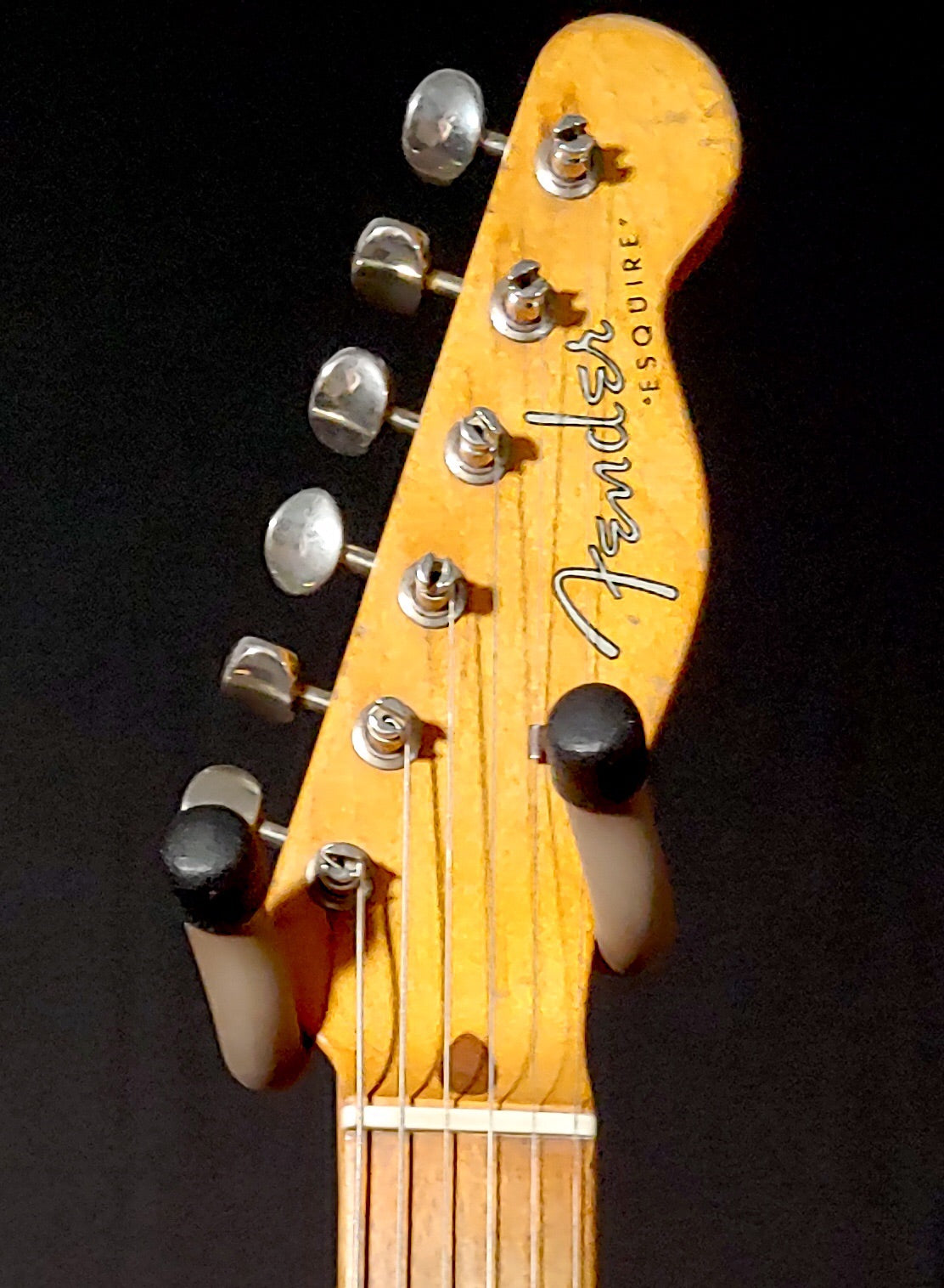**** SOLD **** 1959 Fender Esquire