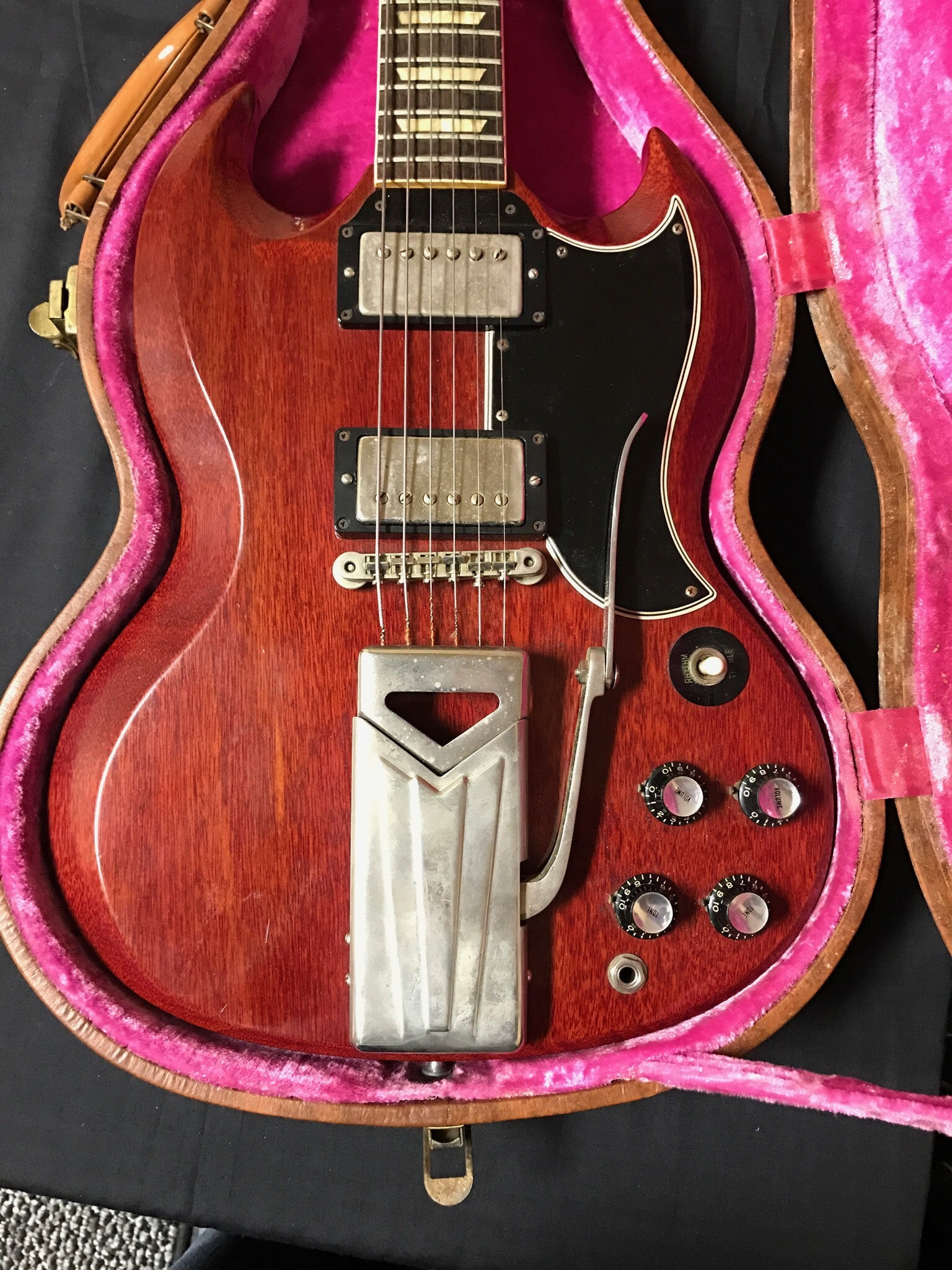 Gibson 1961 Les Paul SG w PAF ****SOLD****