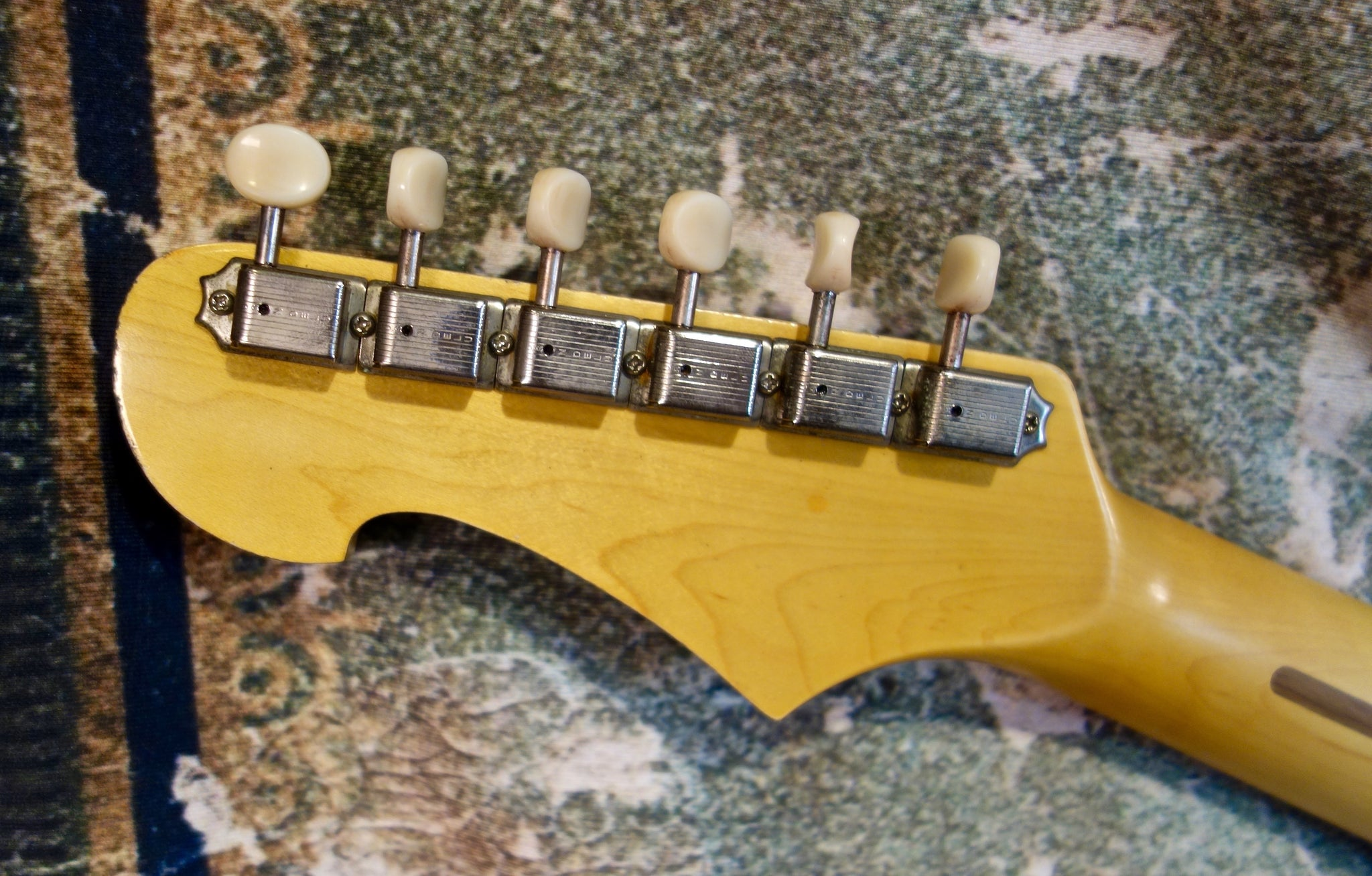 "Jimmy Wallace ""Sierra"" Maple Neck"
