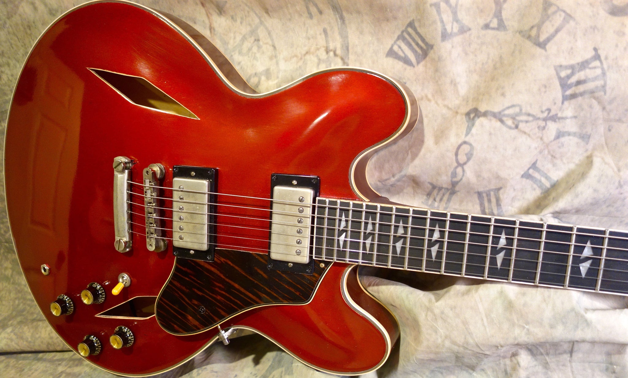 Jimmy Wallace MT in Candy Apple Red