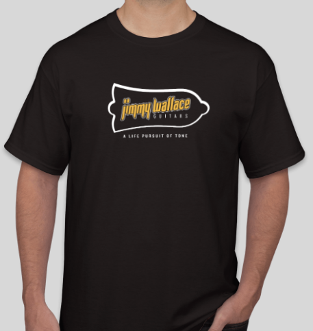 Jimmy Wallace Guitars T-Shirt