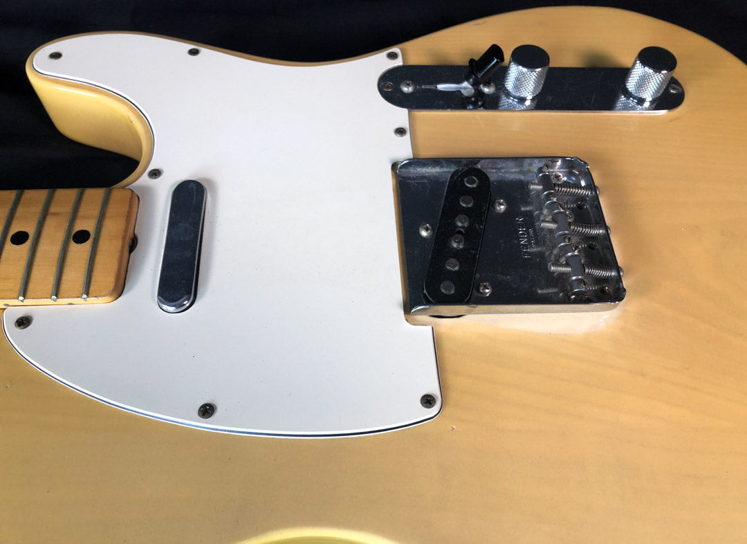 **** SOLD **** 1974 Blonde Fender Telecaster