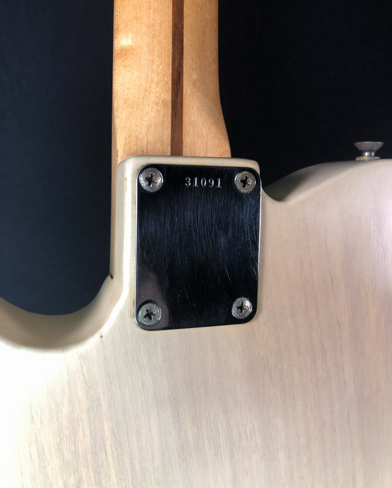 **** SOLD **** Rare Condition! 1958 Fender Telecaster