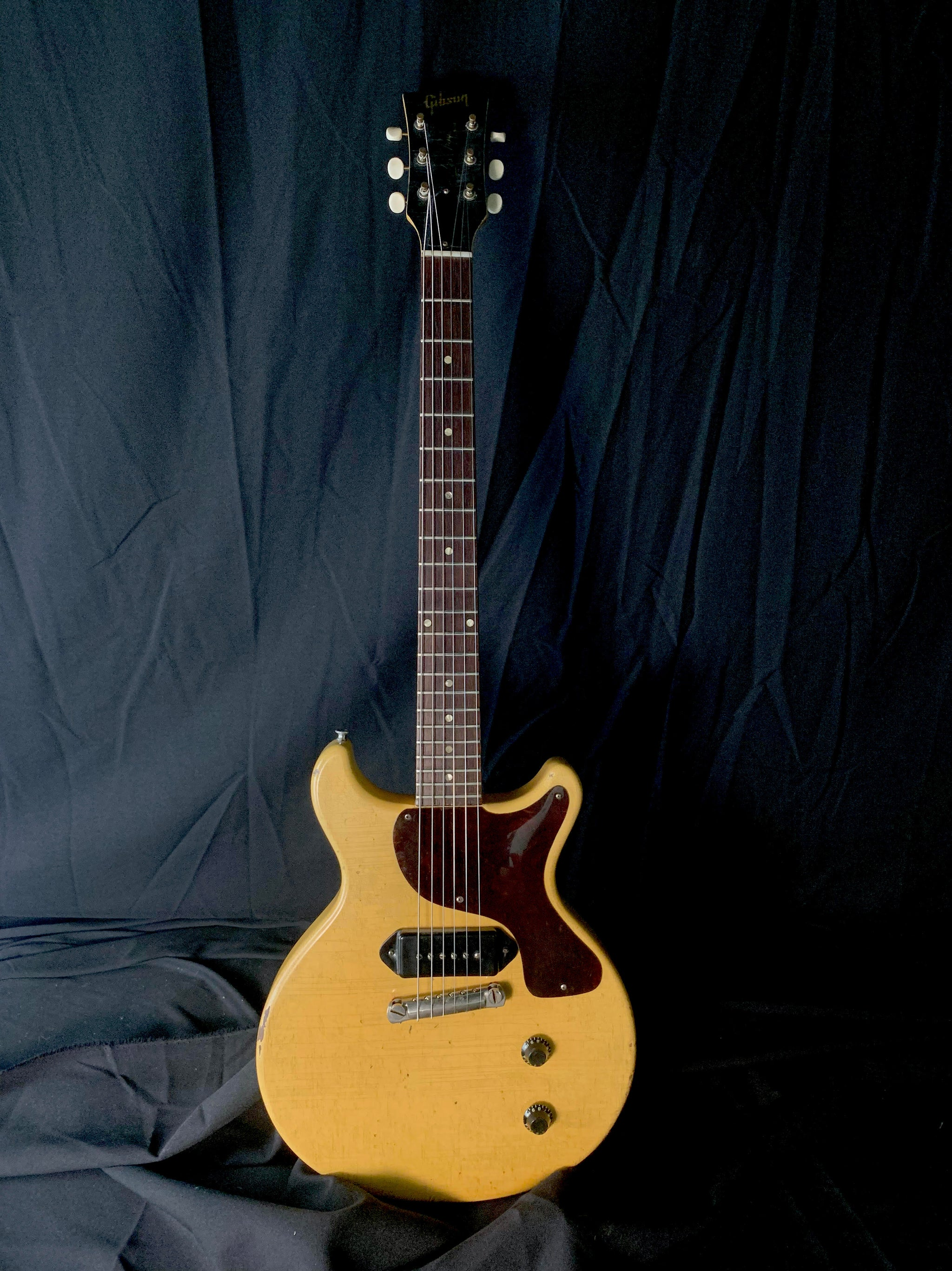1959 Gibson Les Paul Jr. TV Yellow