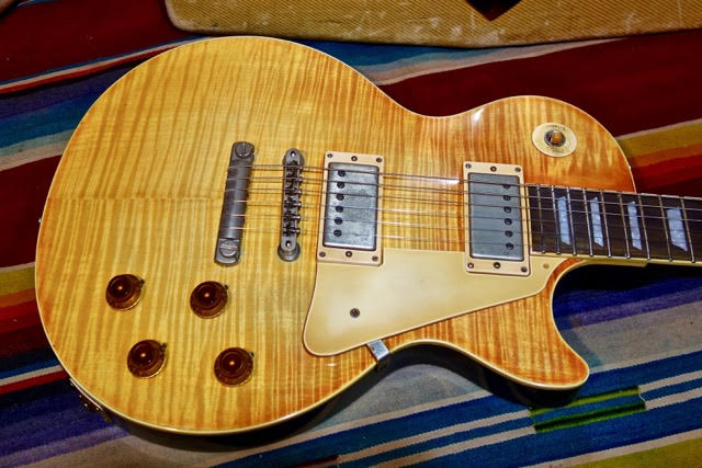 Jimmy Wallace Blonde Flame -Top LP