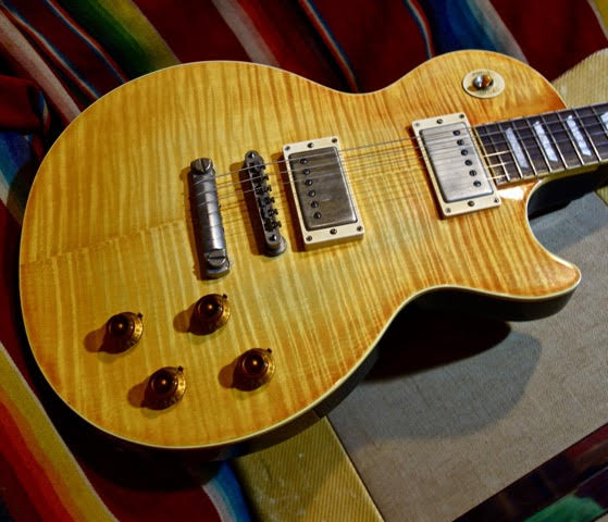 Jimmy Wallace Blonde Flame -Top