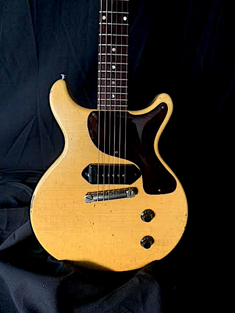 **** SOLD *** 1959 Gibson Les Paul Jr. TV Yellow