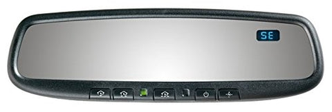 Gentex GENK45AM4 Auto-Dimming Mirror with HomeLink and Compass
