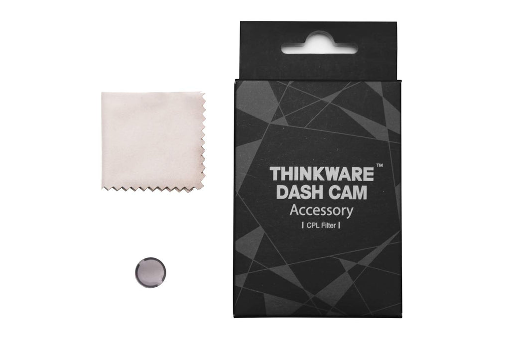 Thinkware CPL filter - Compatible with All Thinkware Dash Cams (TWA-CPL)