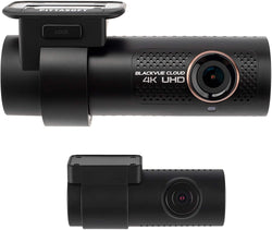 BlackVue DR900X-2CH | 4K UHD Cloud Dashcam | Built-in Wi-Fi, GPS, Parking Mode Voltage Monitor (32GB, 64GB, 128GB, 256GB)