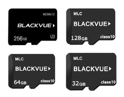 BlackVue microSD Memory Card for Dashcams (32GB, 64GB, 128GB, 256GB)